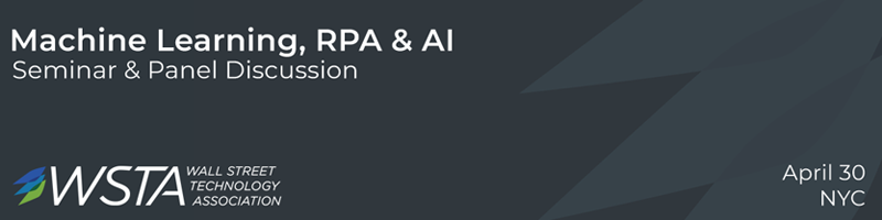 Machine Learning, RPA & AI